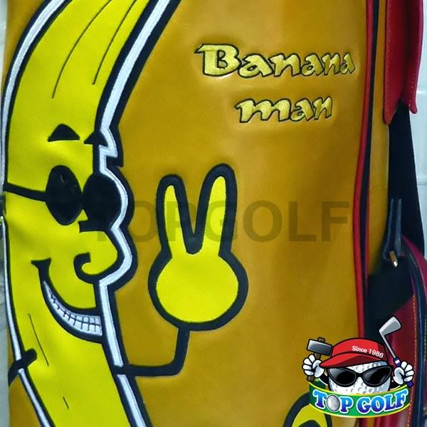 BELDING 特注オーダー Banana man ♪